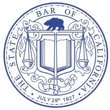State Bar of California Seal